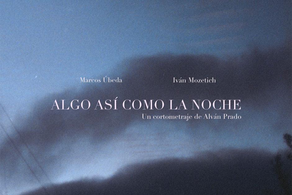 """""""Algo así como la noche"""" en el Festival de Cine de San Sebastián / Producción Práctica del Máster EFTI"""