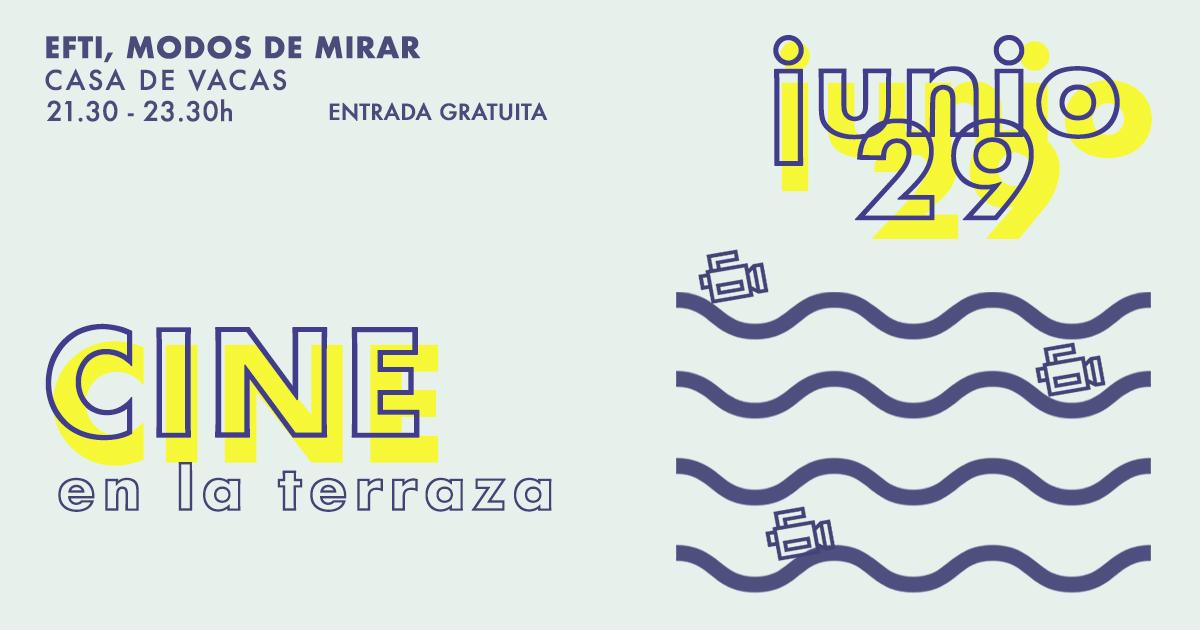 Cine En La Terraza Efti Centro Internacional De