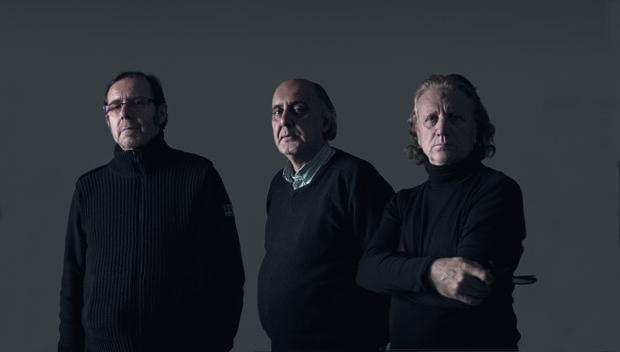 Encuentro con los Directores de los Máster de EFTI. Ciuco Gutierrez, Eduardo Momeñe y Miguel Oriola