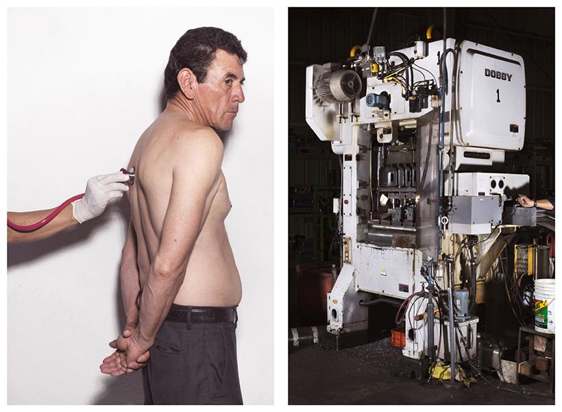 'Sobre la resistencia de los cuerpos' de José Luis Cuevas