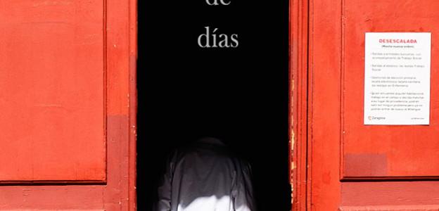 """""""Cuestión de días"""" de Jesús Aguilar en Archivo Covid / Fotoperiodismo EFTI"""