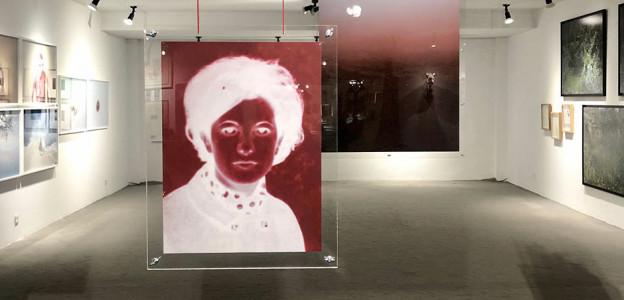 """""""Hilo"""" de Rocío Bueno en Est_Art. Alumna EFTI"""