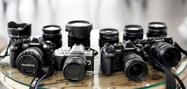 Nuevas cámaras y objetivos Olympus en EFTI
