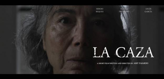 """""""LA CAZA"""" de Amy Fajardo: un rodaje del Curso de Realización"""