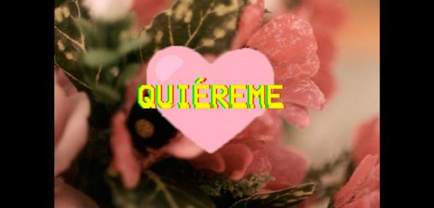 """""""Quiéreme"""" : el videoclip de Marco Eguren dirigido por Tamara Joselovsky y Andrea Morán. Alumnas EFTI"""