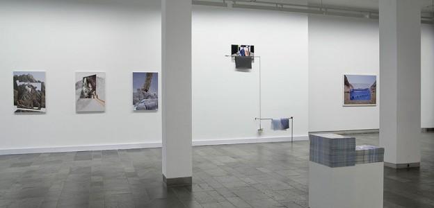 Antonio Guerra 'Comportamiento para un Simulacro'